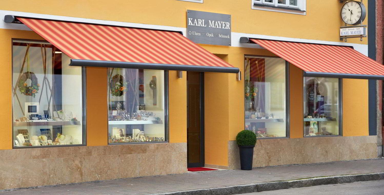 Karl Mayer Schmuck Filiale Geisenfeld Team